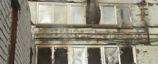 В Марий Эл, из-за сушилки едва не сгорело деревообрабатывающее предприятие